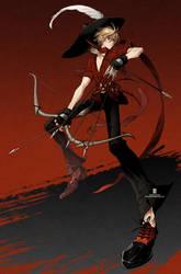 Arrow Revolver by grandyoukan
