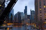 Chicago Twilight