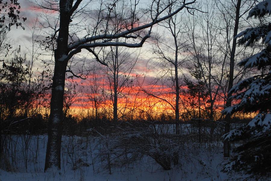 December Fire by Blacksand459