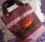 Calcifer's bag