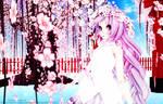 MMD - TDA Lavender Cherry Miku...Beautiful