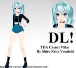 TDA Casual Miku [DOWNLOAD]