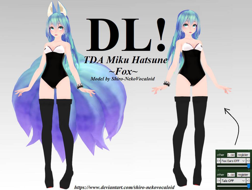 TDA Miku Hatsune ~Fox~ [DOWNLOAD]
