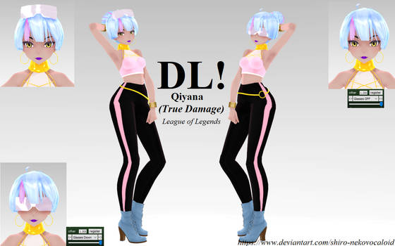 TDA Qiyana (True damage) [DOWNLOAD]