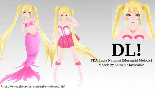 TDA Lucia Nanami (Mermaid Melody) [DOWNLOAD]