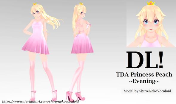 TDA Princess Peach ~Evening~ [DOWNLOAD]
