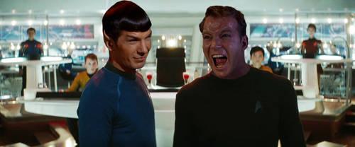 Star Trek 2009 - re-cast by PeasAndRice