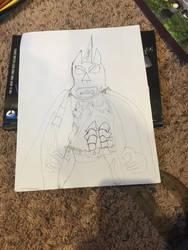 Batman dunce  by mistahj1726