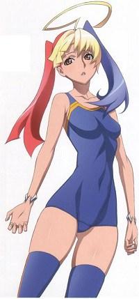 Witchblade-Anime-Maria by mistahj1726