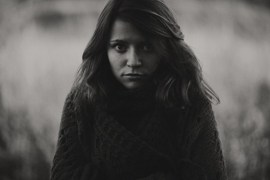 girl by eugene-kukulka