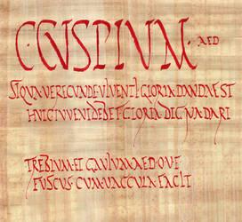 Caium Cuspium by Errance