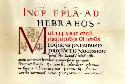 Grandval Bible