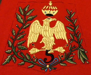 5th Hussars Sabretache by Errance