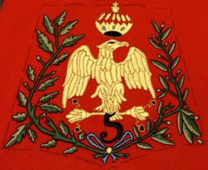 5th Hussars Sabretache