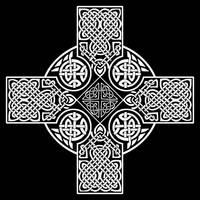 Celtic Cross by Errance