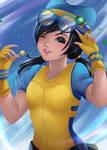 Ying Galaxy by HaruruHazelnut