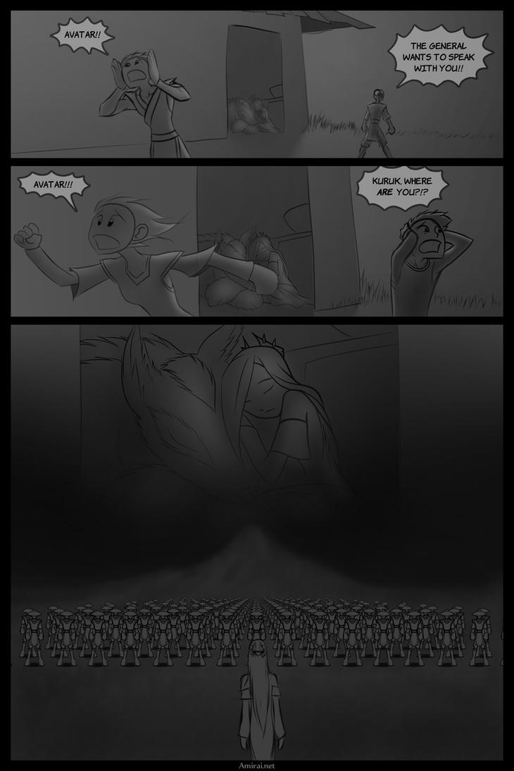 Kyoshi - the Undiscovered Avatar page 49 by Amirai