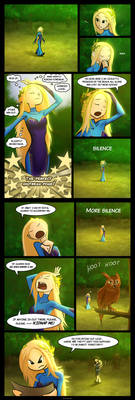 Shards - The Shattered World pages 1 and 2