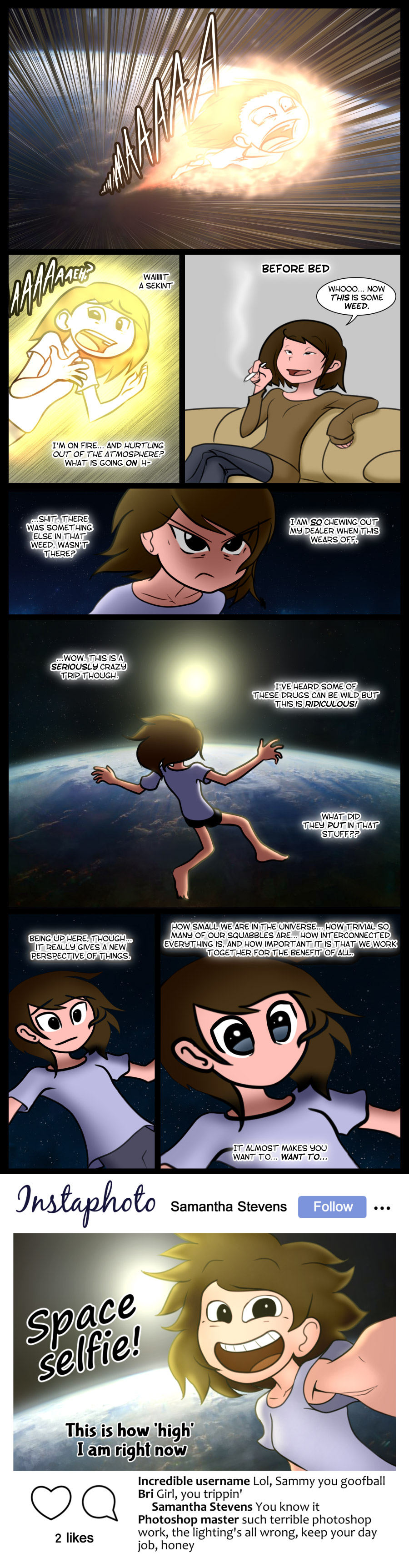 Supposedly Super page 2 by Amirai