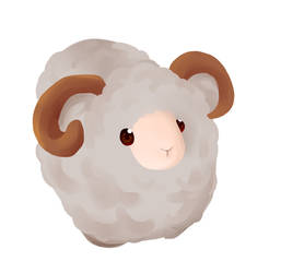 Sheep by PitchLing