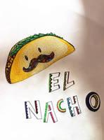 El Nacho by wingedmusician