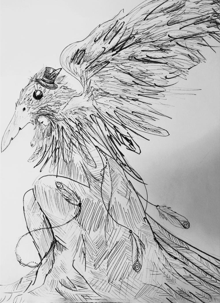 Hidden Identity by wingedmusician