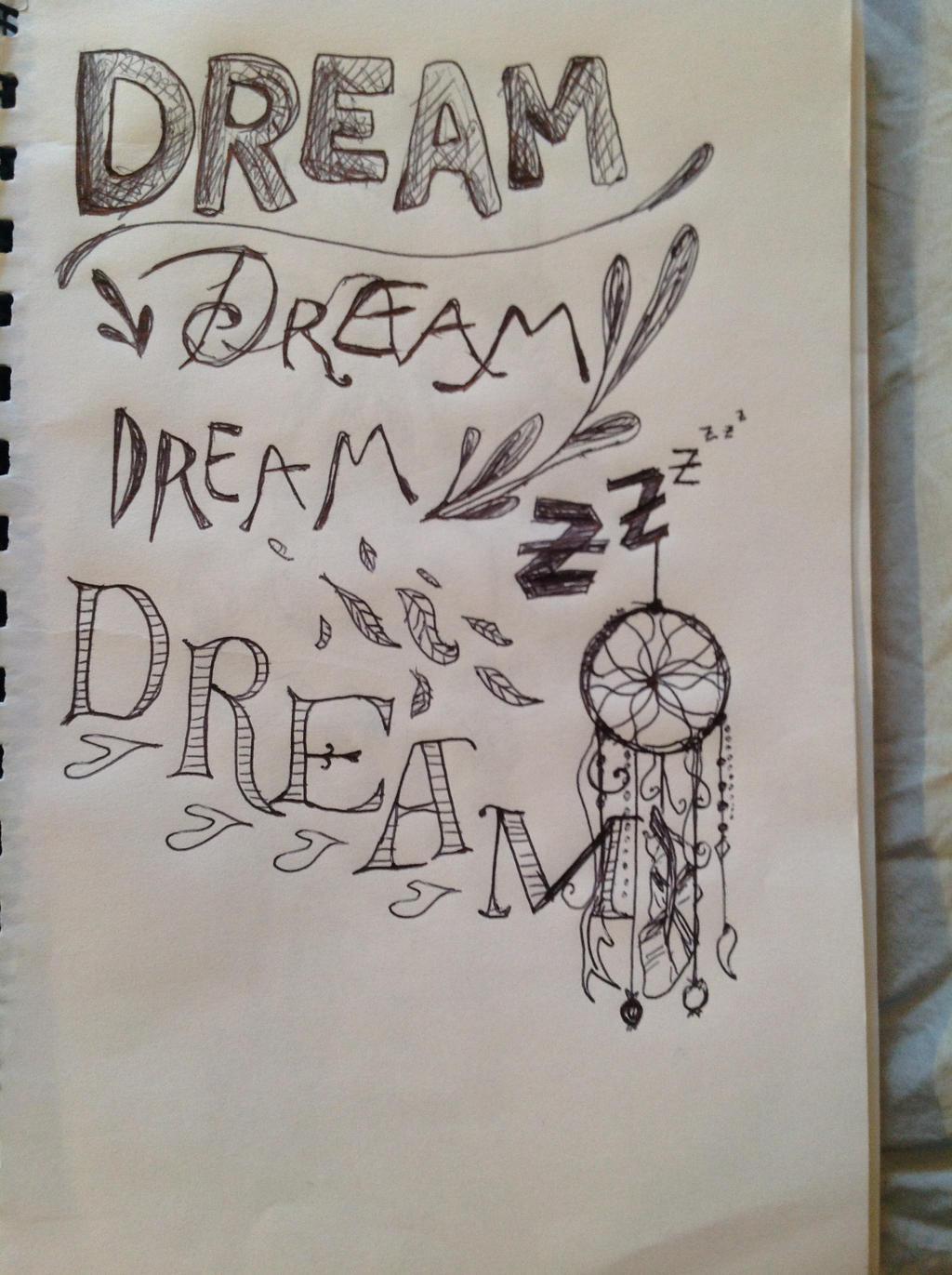 Dream by wingedmusician