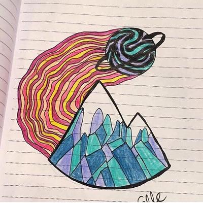 Interstellar by wingedmusician