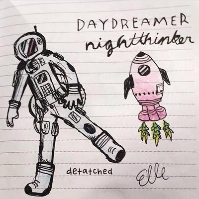 Daydreamer, Nightthinker by wingedmusician