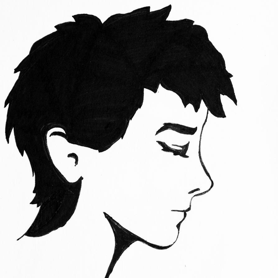 Haircut by wingedmusician