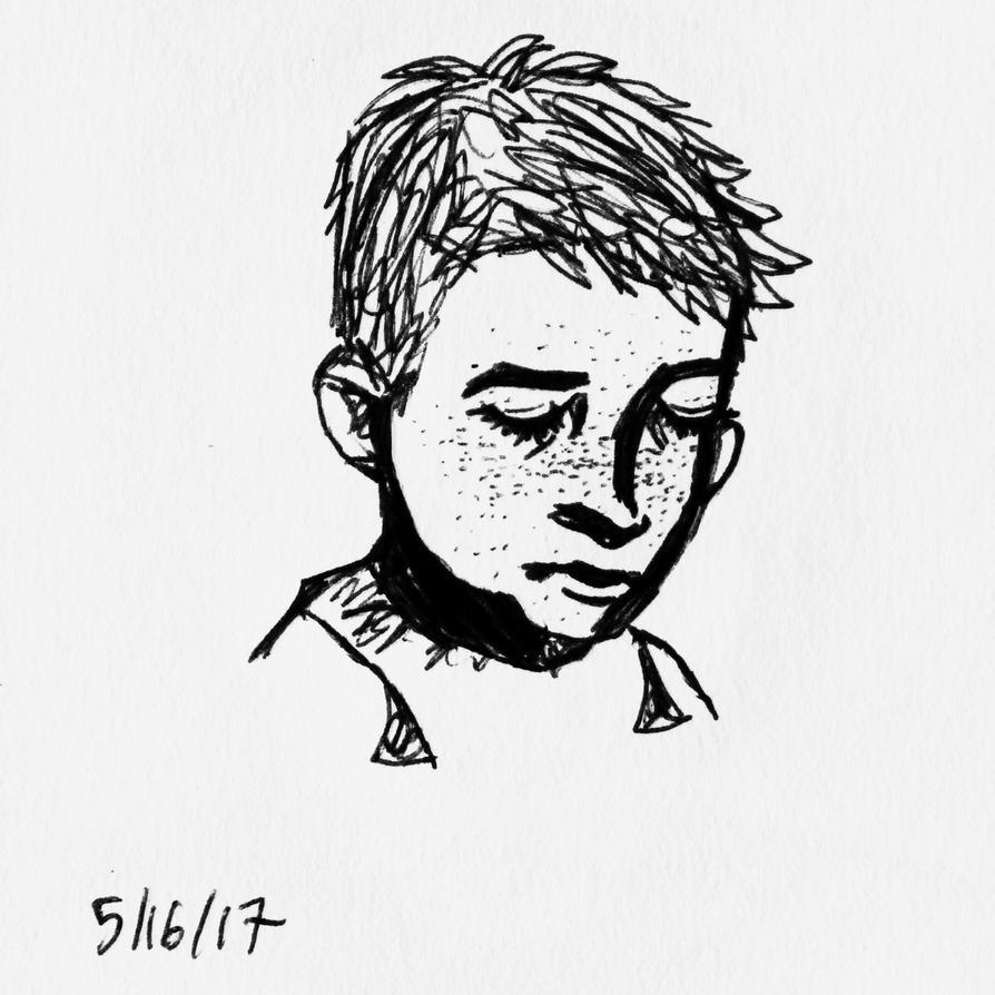 Little Boy by wingedmusician