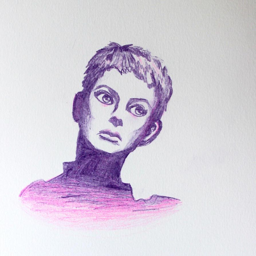 Audrey Seberg by wingedmusician