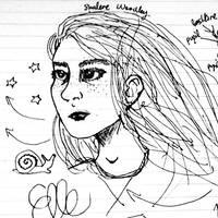 Shailene Woodley by wingedmusician