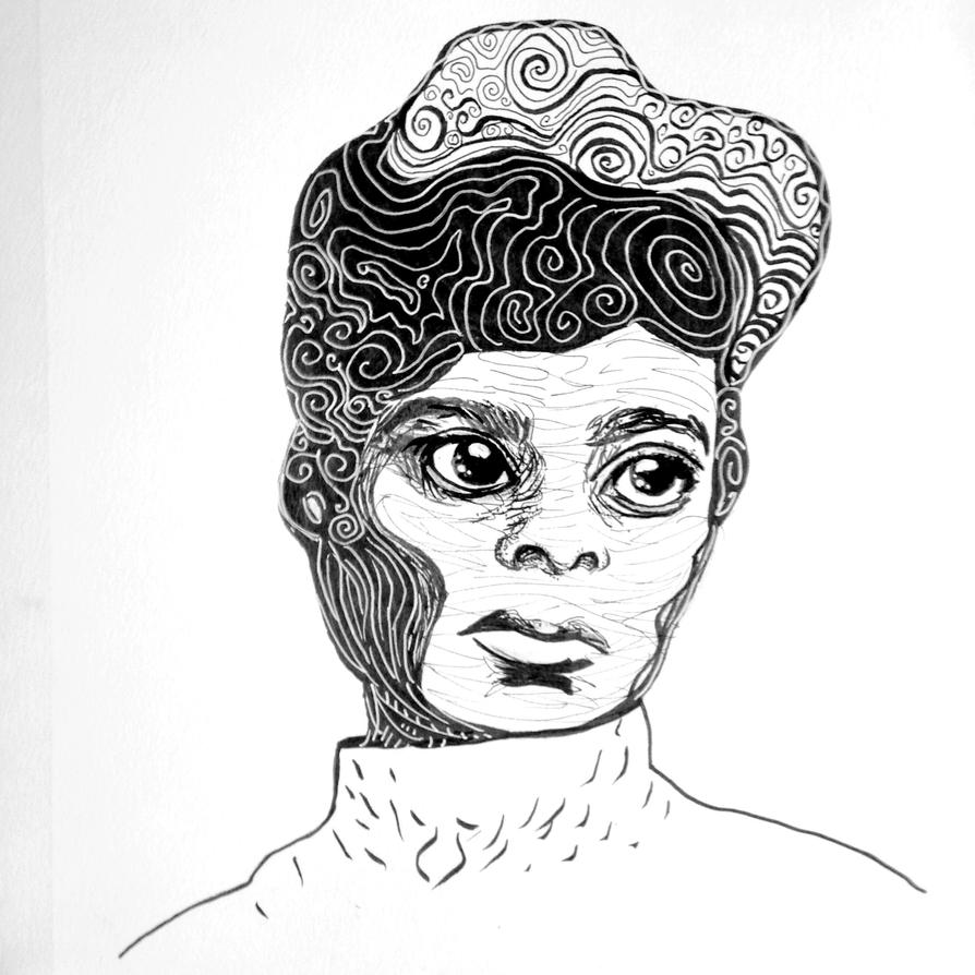 Ida B. Wells by wingedmusician