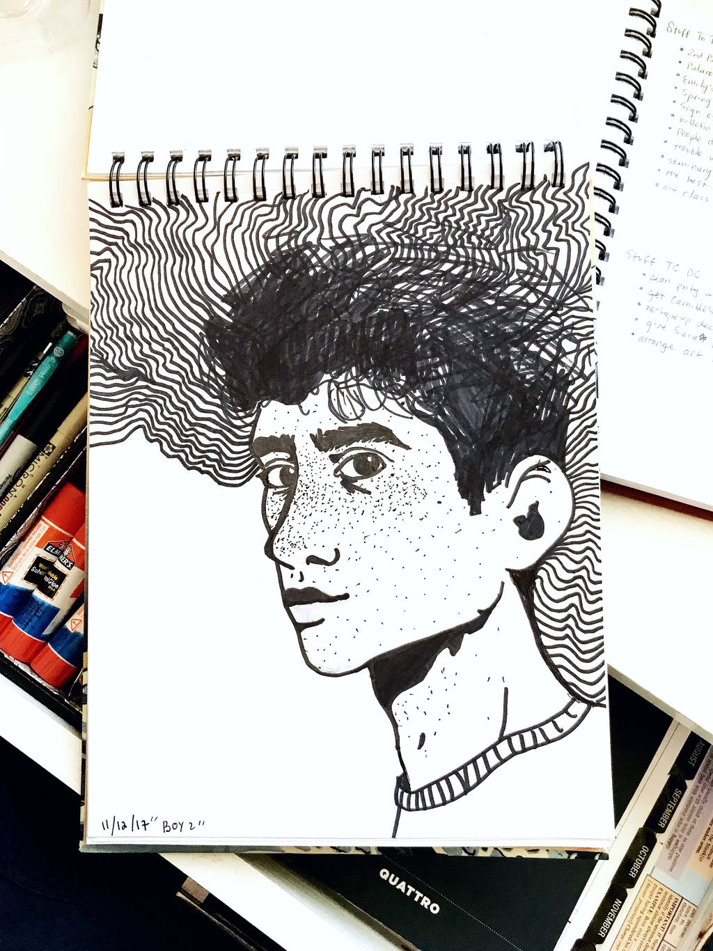 Eduardo by wingedmusician