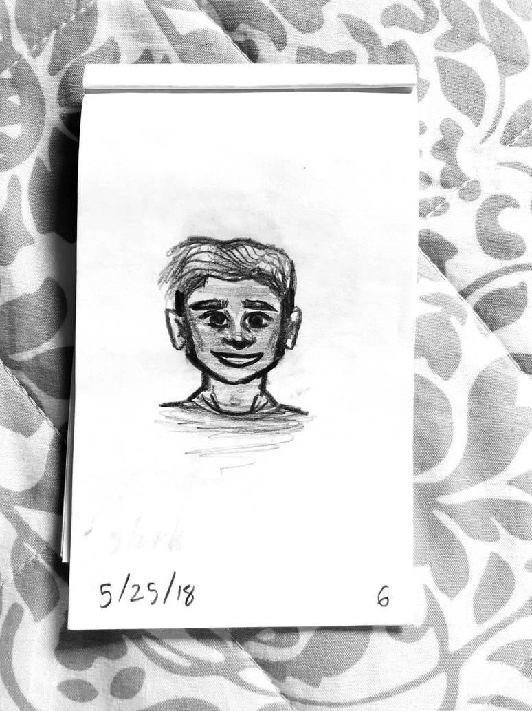 Portrait 5 by wingedmusician