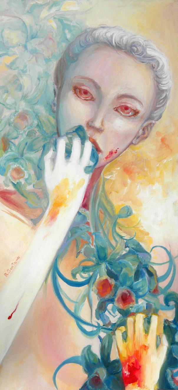 Orquideas by RominaSantana-Art