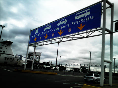 The Dockyard of Calais