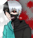 Ken Kaneki [Tokyo Ghoul]
