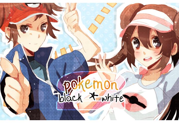 Pokemon BW2 by eruqi