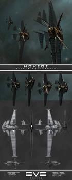 Hokioi Pirate Battleship by Damage-Sponge