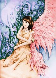 Laras Angel by kuraiaku