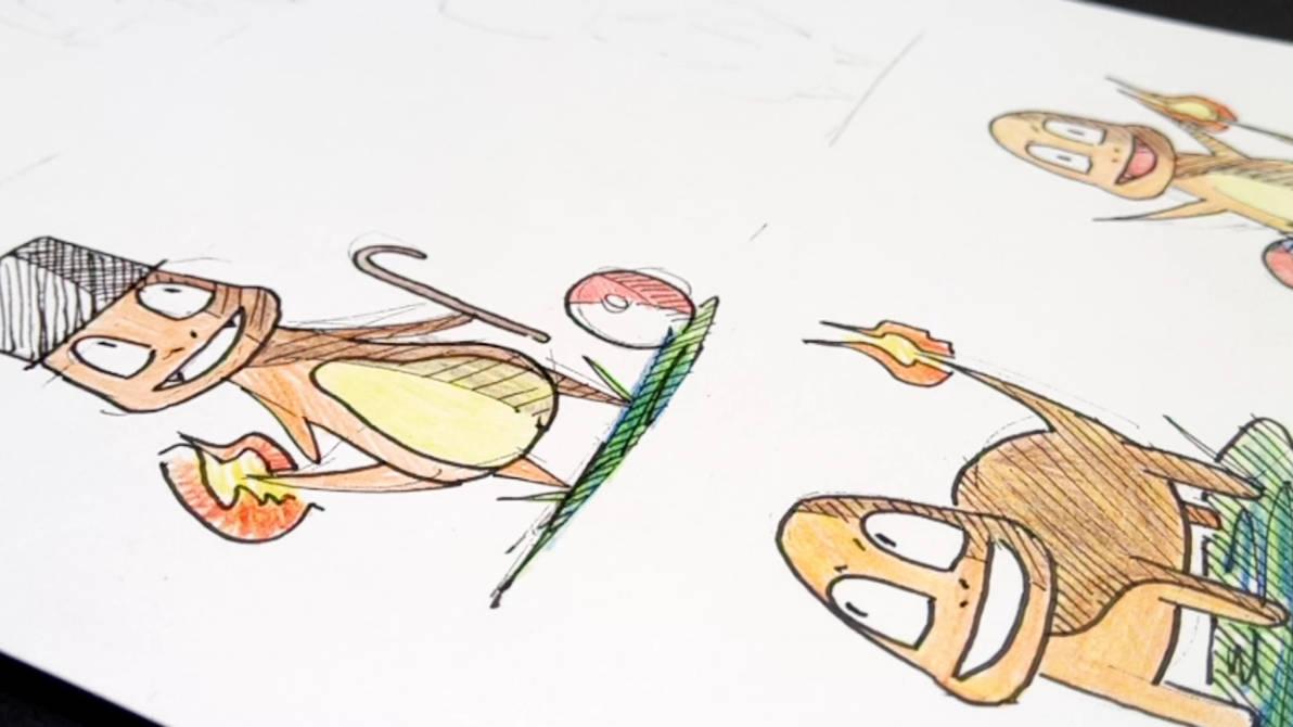 Comment Dessiner Salameche Pokemon 004 By Peaumetal On