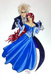 Commission: Dance with Jareth