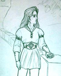 Commission: Archer