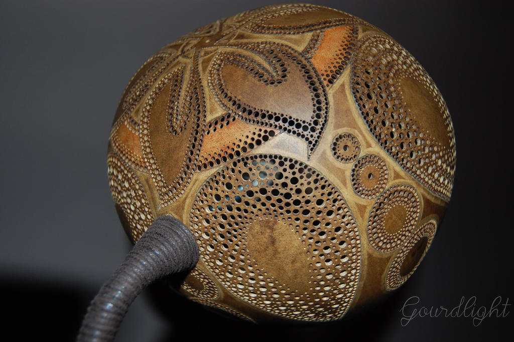 sophisticated Gourd Lamp Patterns Images Best idea home design