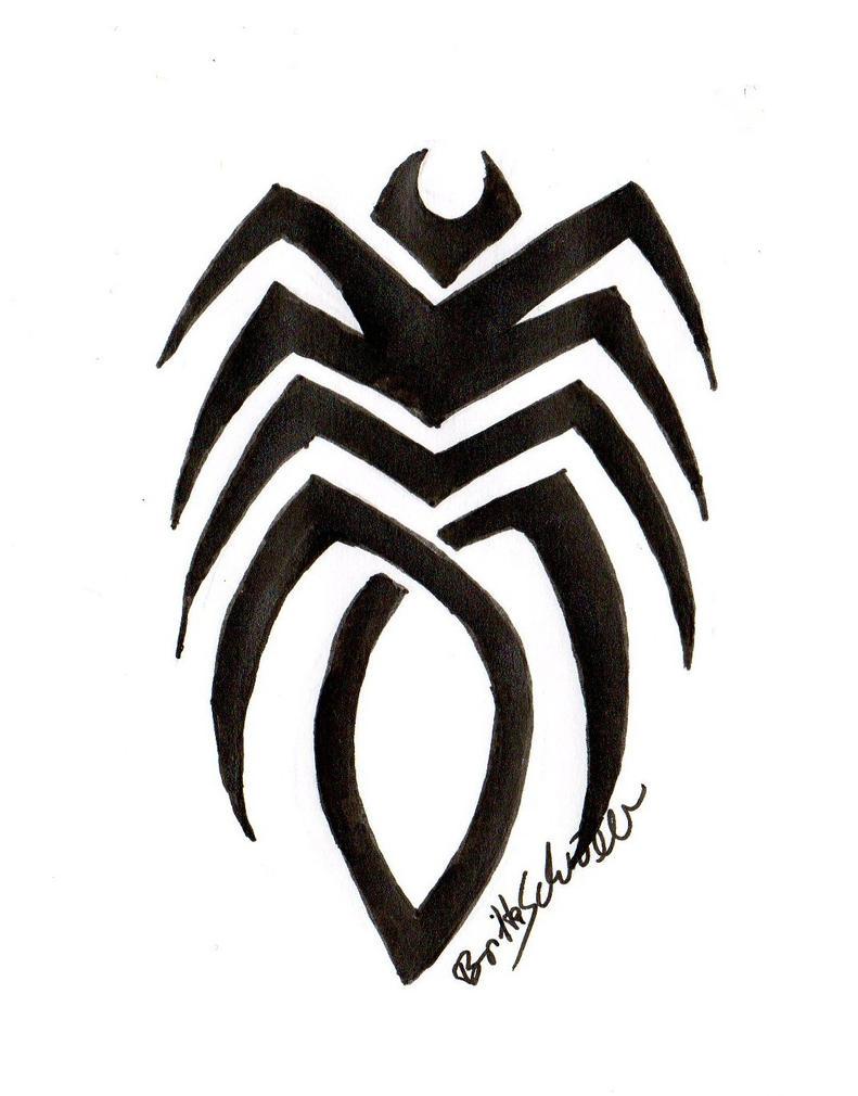 tribal spider by Farmgirl93 on deviantART