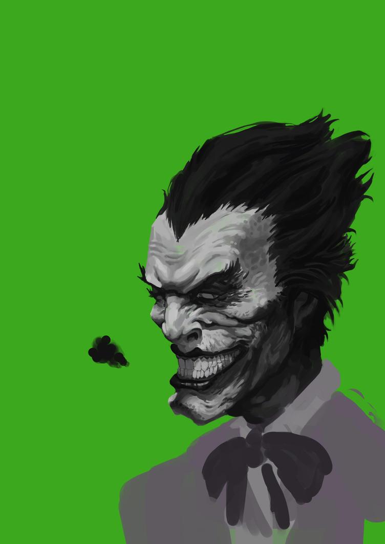 Joker7 by zxpy
