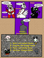 RPG Comic Page 1 by CrazyCowProductions