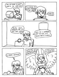 dracos123 Comic 01 by CrazyCowProductions